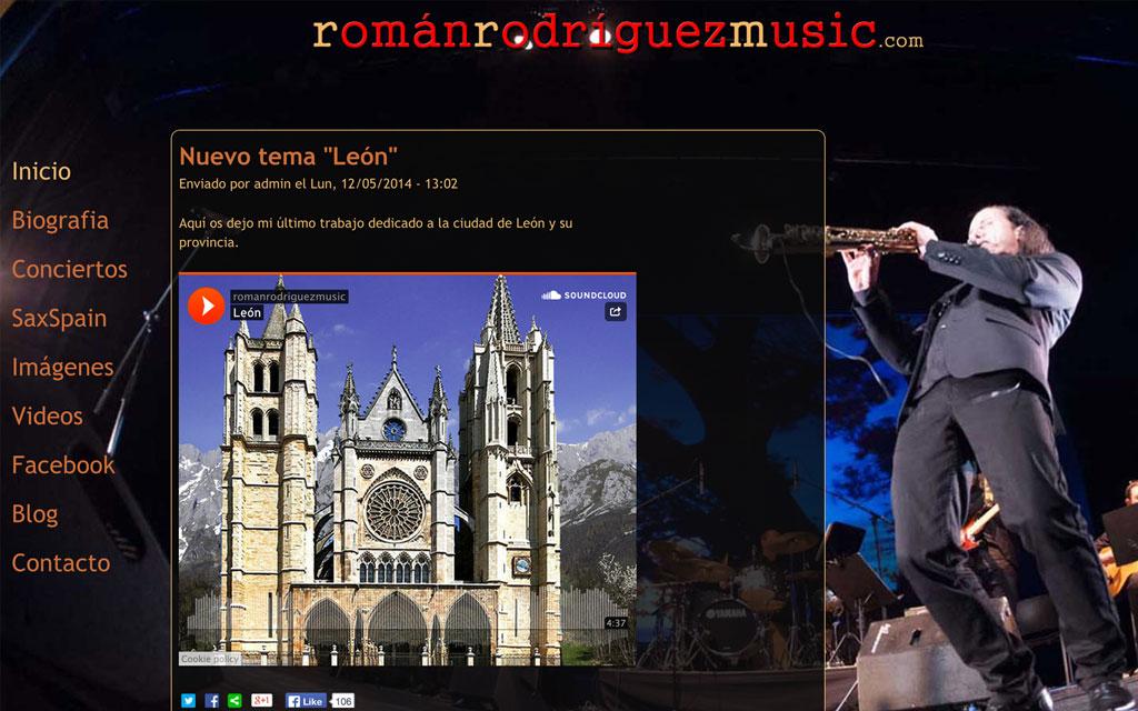 Román Rodriguez Music