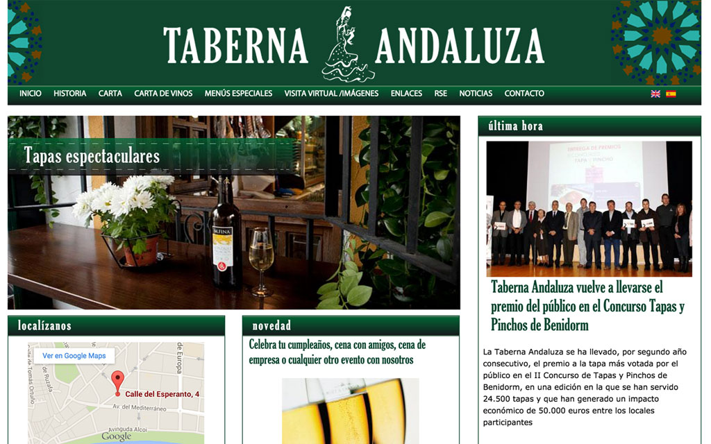 La taberna andaluza
