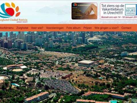Zorghotel Ciudad Patricia